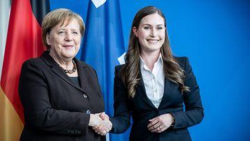 Merkel Marin