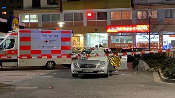 EPA: Saksa, Hanau, ampumiset