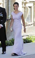 Prinsessa Sofia Madeleinen häissä