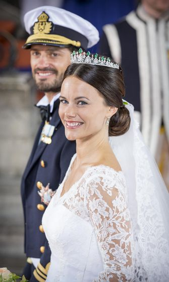 Prinsessa Sofia hääkuva