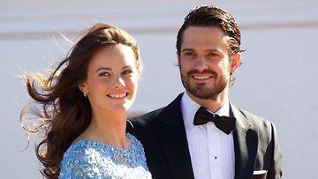 Prinsessa Sofia ja prinssi Carl Philip