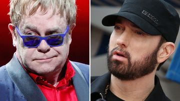 Elton John Eminem