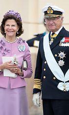Silvia ja Kaarle Kustaa