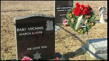 CNN Baby Michael, murhamysteeri