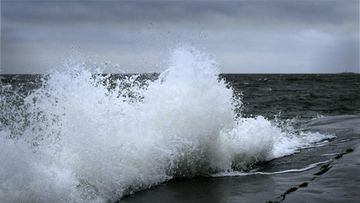 Myrsky Suomi Meri LK