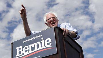 Bernie Sanders AOP