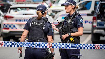 AOP brisbane australia poliisi