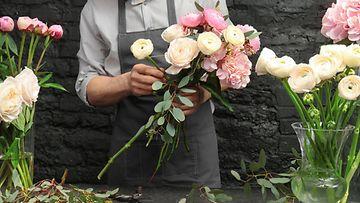 kukka, kukkakauppa