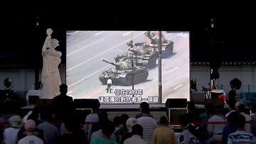 Tiananmenin aukio muistojuhla 2019 EPA
