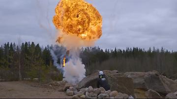 kotka räjähdys 1