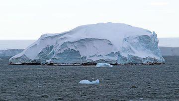 Etelämantereelta löytyi uusi saari.