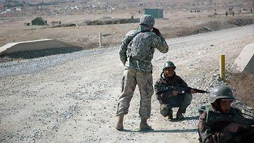 AOP, Yhdysvallat, Afganistan, armeija, sotilas