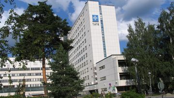 AOP, Tays, Tampere, sairaala