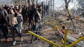 EPA, Kreikka, Turkki, pakolaiset, raja
