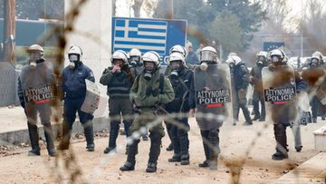 EPA, Kreikka, Turkki, pakolaiset, raja3