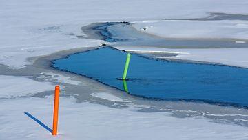 AOP, jäätilanne, heikko, jää, talvi, meri, järvi3