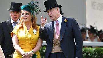 Yorkin herttuatar ja herttua