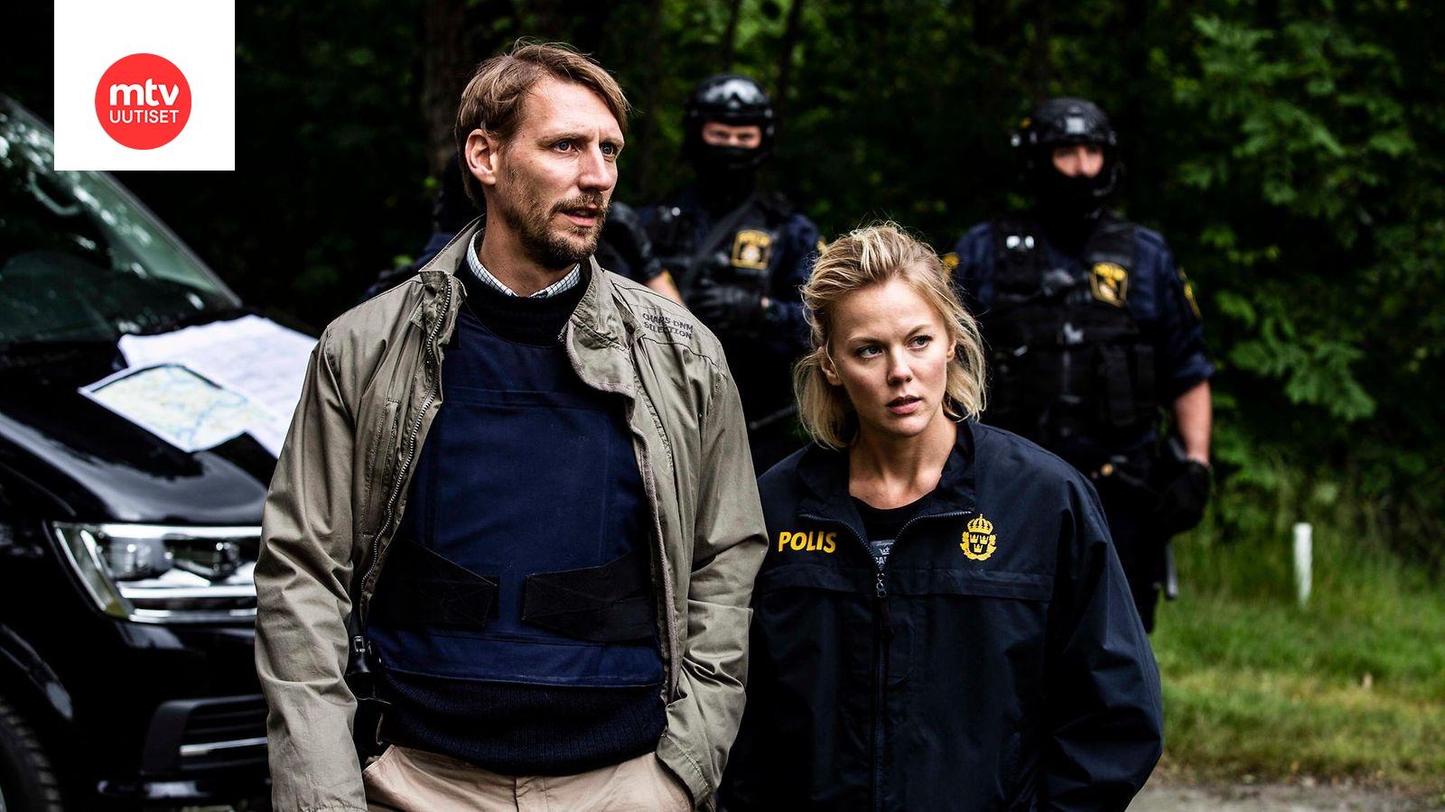 Ruotsalainen Poliisisarja