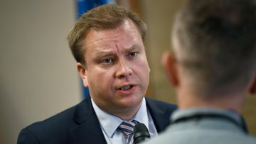 Antti Kaikkonen marraskuu 2019
