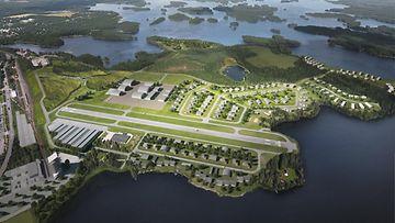 mänttä-vilppula ilmailupuisto havainnekuva