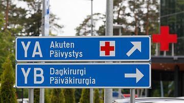 Vaasan keskussairaala Vaasan sairaanhoitopiiri kuvituskuva 2