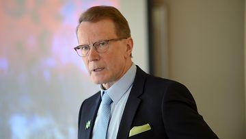 LK: Pentti Hyttinen, Metsähallitus