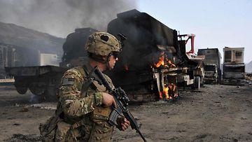 LK: Afganistan, sotilaat, konfliktit