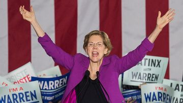LK: Elisabeth Warren, vaalit