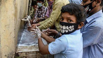 LK: Intia, koronavirus