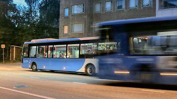 linja-auto bussi helsinki hsl