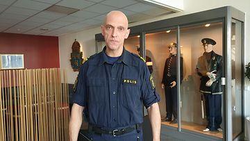 Jale Poljarevius, Uppsalan poliisi