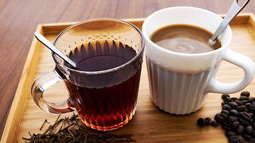 kahvi tee