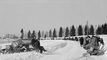 Talvisota evakot lk
