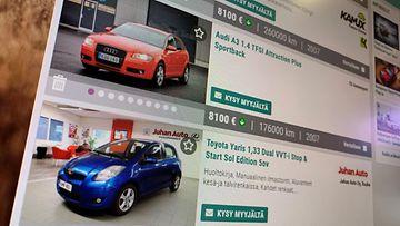 autokauppa verkkokauppa nettikauppa auto netistä