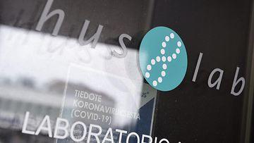 Koronavirus Suomi HUS laboratorio LK 10.3.2020