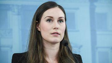 AOP: Sanna Marin, politiikka, Marinin hallitus