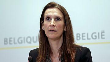 Sophie Wilmes belgia pääministeri