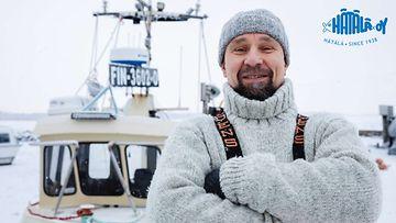 MAINOS kalastaja