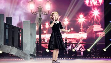 Talent Veronika Istomina semifinaali