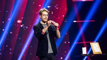 Talent Markus Tervo semifinaali