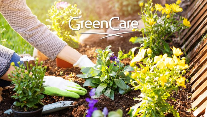 GreenCare  Puutarhan kevät