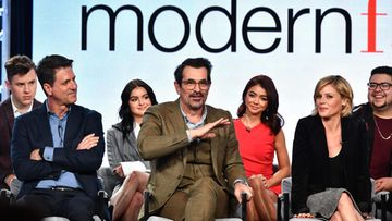Moderni perhe -näyttelijät