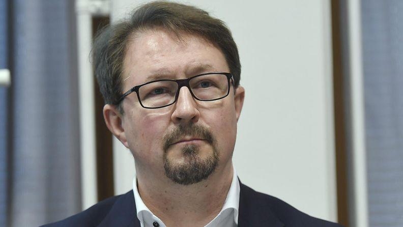 LK Mika Salminen
