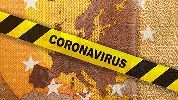 AOP EU budjetti koronavirus raha talous