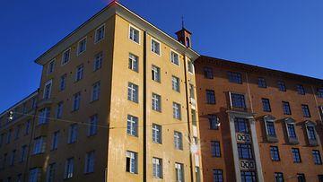 Kerrostalo AOP Helsinki