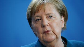 EPA Angela Merkel