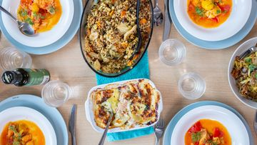Ruokapöytä (1)