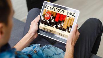 Viini kotiinkuljetus