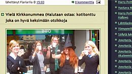 Kuva: vuotis.net/lineparty