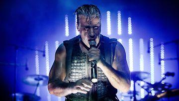 Till Lindemann Rammstein 2016